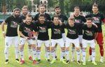 """Футболисты """"Ворсклы"""" поддержали антироссийскую акцию грузинских клубов. ФОТО"""