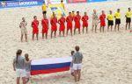 Россия будет претендовать на проведение ЧМ по пляжному футболу