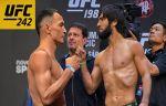 Исмагулов вызвал Тухугова на бой на турнир UFC в Абу-Даби