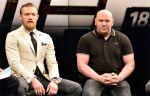 "Глава UFC Дана Уайт: ""Макгрегора никто не заменит"""