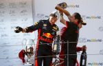 Команда Honda выиграла в Формуле-1 спустя почти тринадцать лет