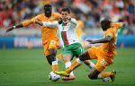 Футболисты из Кот-д'Ивуара вышли в плей-офф Кубка Африки