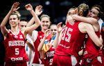Евробаскет-2019, женщины, четвертьфинал, Россия – Испания, прямая текстовая онлайн трансляция