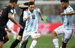 Аргентина - Чили: футболисты устроили потасовку, Месси удалён. ВИДЕО