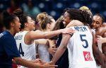 В четвёртый раз подряд женская сборная Франции сыграет в финале Евробаскета, и снова против Испании