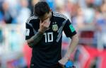 Источник: Месси грозит двухлетнее отстранение от игр за сборную Аргентины
