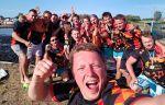 Команда из Санкт-Петербурга выиграла чемпионат Европы по болотному футболу