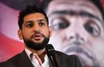 Амир Хан нокаутировал Диба на турнире в Саудовской Аравии