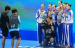 Чемпионат мира 2019 по водным видам спорта. Расписание соревновательного дня.