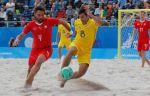 Европейская квалификация на ЧМ по пляжному футболу. 20 июля.
