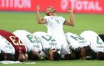 Хабиб поздравил Алжир с победой