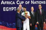Марезу грозит запрет на въезд в Египет. Игрок отказался от рукопожатия с министром Египта. ВИДЕО