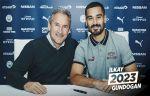 """Гюндоган останется в """"Манчестер Сити"""" до 2023 года"""