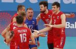 Волейбол. Россия - Мексика: прямая видеотрансляция квалификационного матча ОИ-2020