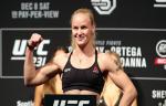 Валентина Шевченко успешно защитила титул чемпионки UFC