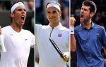 Федерер предположил, что новое поколение теннисистов менее талантливо, чем представители большой тройки