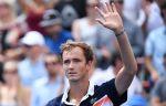Фантастическая игра Медведева в видеообзоре матча 1/4 финала US Open против Вавринки