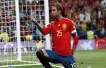 Рамос намерен преодолеть отметку в 200 матчей за сборную Испании