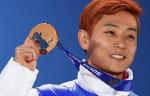 Олимпийский чемпион по шорт-треку Ан впервые за полтора года принял участие в соревнованиях