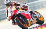 Маркес взял поул Гран-при Испании