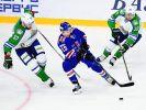 Хоккей, КХЛ, СКА - Салават Юлаев, Прямая текстовая онлайн трансляция