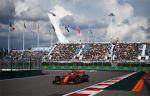 Формула-1. Гран-при России: прямая видеотрансляция гонки