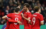 Матчи сборной России с Шотландией и Кипром покажет Первый канал
