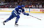 """Форвард """"Торонто"""" Мэттьюс стал первой звездой дня в НХЛ"""