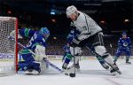 """Как команда Ковальчука пропустила 8 шайб от """"Ванкувера"""": видеообзор матча НХЛ"""