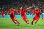 УЕФА  заинтересовался военным приветствием Турции в матче с Албанией (ФОТО)