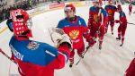 Российские хоккеисты проиграли команде WHL в Суперсерии