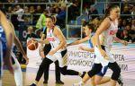 Женская сборная России проиграла стартовую игру отбора к Евробаскету-2021. ВИДЕО