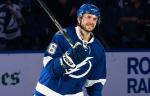 Кучеров - в числе трёх звёзд по итогам игрового дня в НХЛ