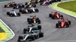 Формула-1, Гран-при Бразилии, квалификация, прямая текстовая онлайн трансляция