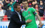 Гончаренко прокомментировал слухи о возвращении Акинфеева в сборную
