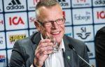 """СМИ: """"Зенит"""" может возглавить главный тренер сборной Швеции"""