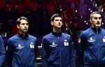 Соперником сборной России в четвертьфинале Кубка Дэвиса стала Сербия