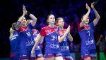 Гандбол, Чемпионат мира, женщины, групповой этап, Россия - ДР Конго, Прямая текстовая онлайн трансляция
