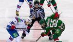 Хоккей. КХЛ. СКА - Ак Барс. Прямая текстовая онлайн трансляция