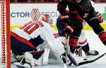 Самсонов стал первым вратарём в НХЛ, который выиграл 8 матчей кряду