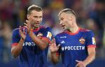 Братья Березуцкие вернулись в ЦСКА