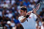 Федерер вышел в полуфинал Australian Open, отыграв в матче с Сандгреном семь матчболов