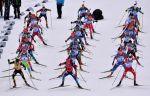 Стартовые номера российских биатлонисток на спринтерскую гонку ЧМ-2020