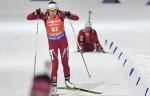 Домрачева считает, что она с Бьорндаленом может обогнать своих подопечных в сборной Китая