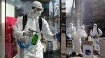 Британский боксёр связал пандемию коронавируса с вышками 5G-интернета