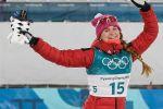 Лыжница Белорукова в следующем сезоне будет выступать под фамилией мужа