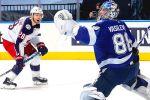 Василевский покоряет НХЛ. Россиянин установил личный рекорд
