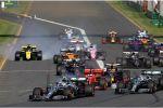 """""""Гран-при Австралии"""" в 2021 году может пройти не в Мельбурне"""