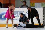 Жёсткое падение Серова во время проката на Кубке России по фигурному катанию. ВИДЕО