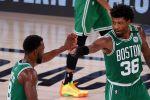 """""""Бостон"""" победил """"Майами"""" и сократил отставание в финале Восточной конференции НБА"""